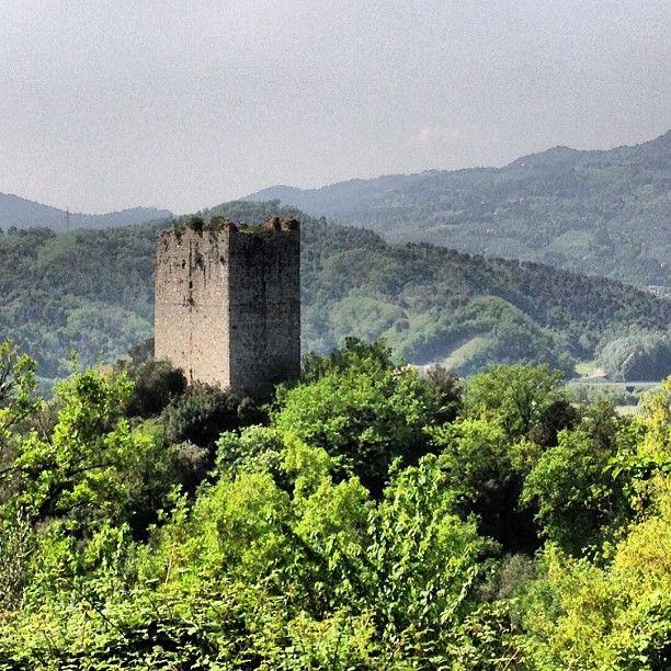 #Torre #Niccolai sistema difensivo #medievale di #Ripafratta e della #Repubblica di #Pisa