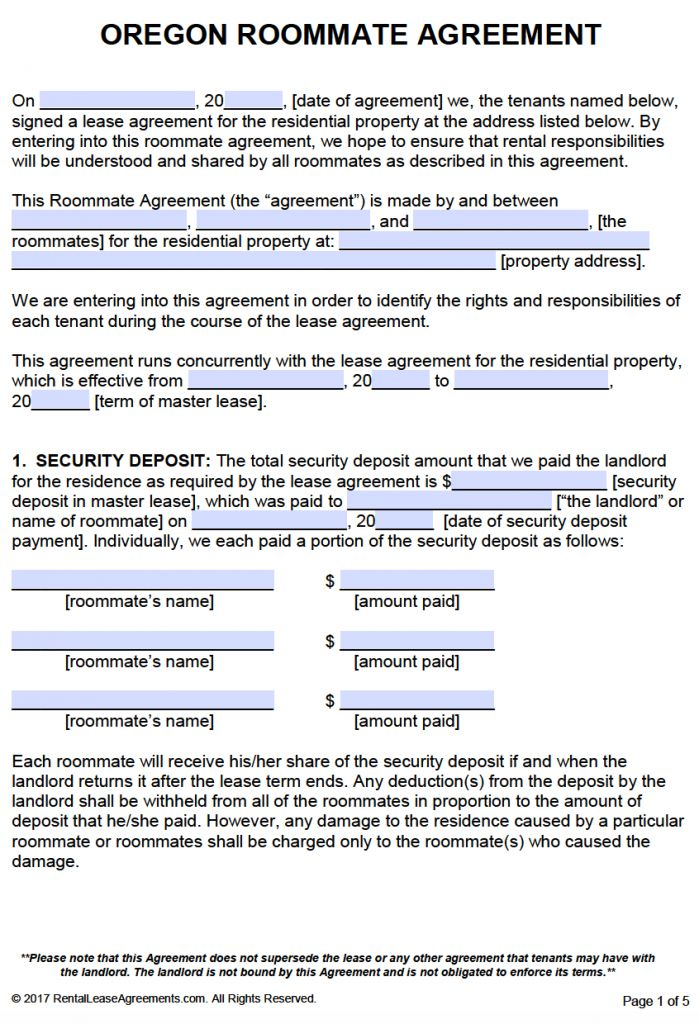 The 25+ best Roommate agreement ideas on Pinterest Roomate - lease agreement template word free download