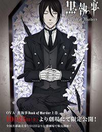 Kuroshitsuji: Book of Murder anime | Watch Kuroshitsuji: Book of Murder anime online in high quality