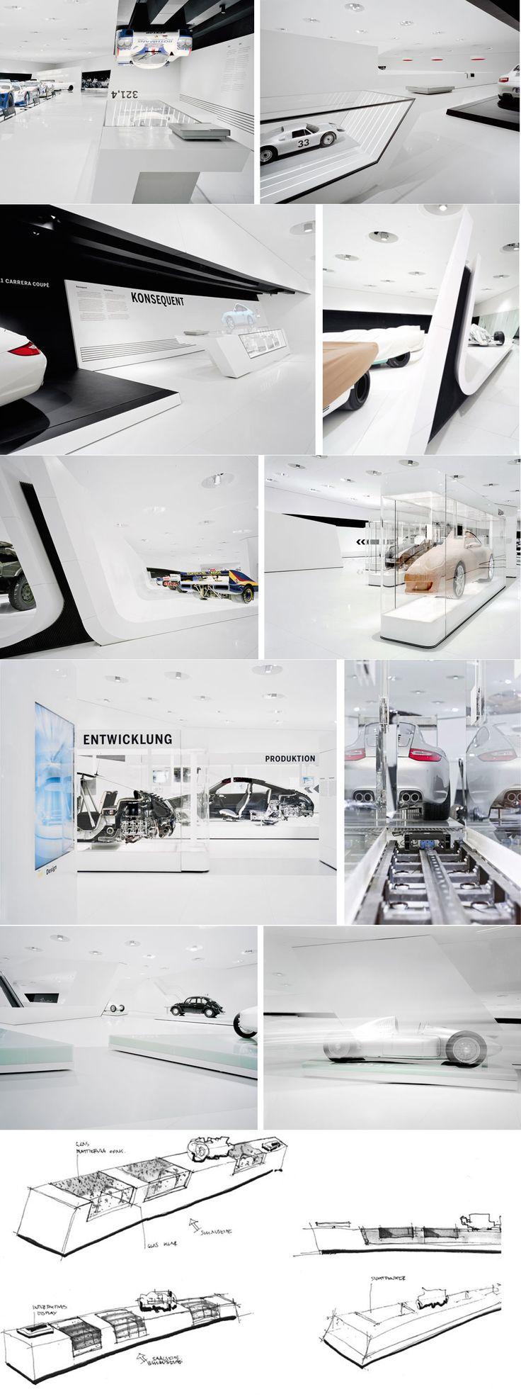 From : http://suedstudio.de/c/corporate-architecture/porsche-museum-stuttgart