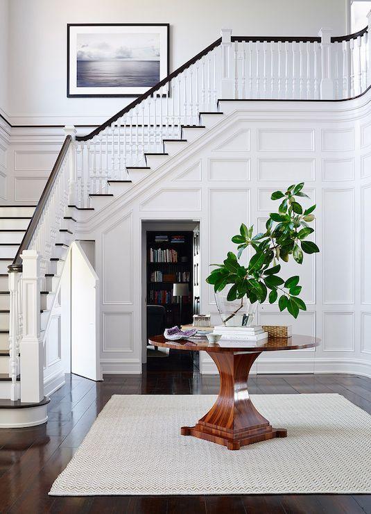 Andrew Howard interior Design - entrances/foyers - hidden rooms, secret rooms…
