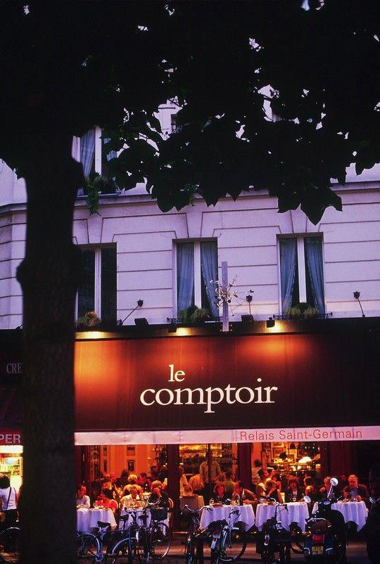 Affordable restaurant gastronomique Le Comptoir du Relais (9 Carrefour de l'Odéon +33 1 44 27 07 97) is very popular among parisians. Amazing foie gras. Make your reservation way ahead.