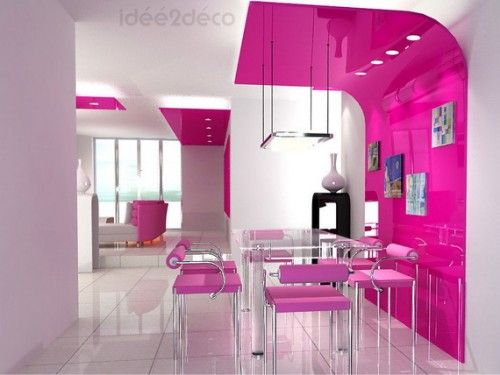 522 best Pink Decor images on Pinterest | Home ideas, Pink bedrooms ...