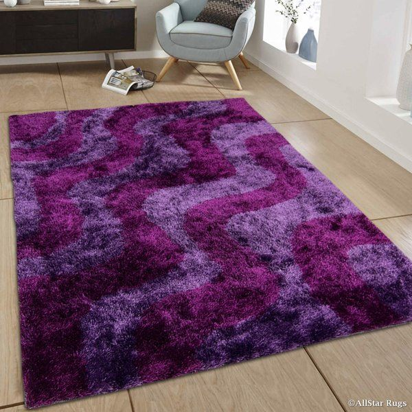 You'll love the Hand-Tufted Purple Area Rug at Wayfair - Great Deals on all Rugs products with Free Shipping on most stuff, even the big stuff.