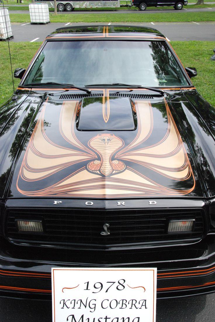 1978 King Cobra Mustang By Matt Jury Gas Money Muscle