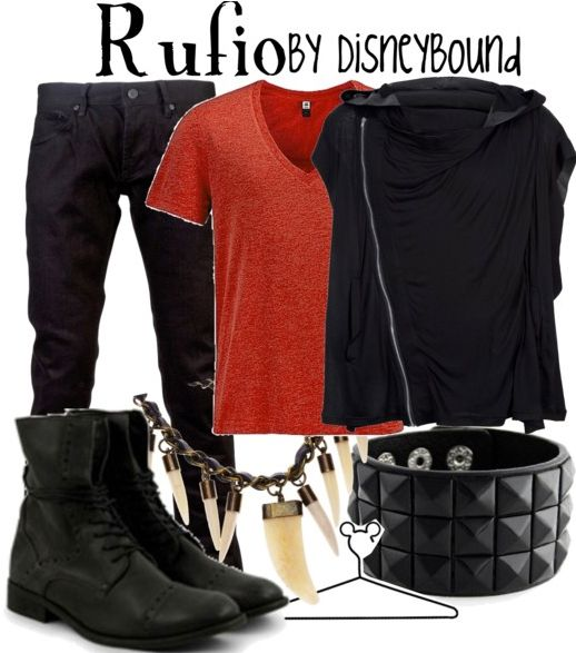 Buy it here! (Hook is not technically Disney, but we all love Rufio.)