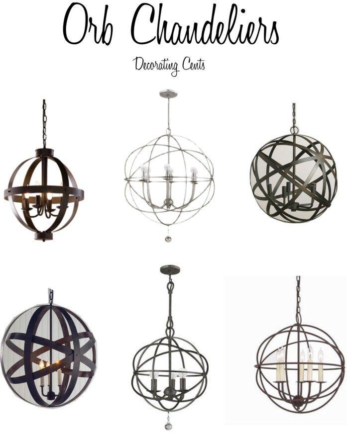 Foyer Globe Chandelier : Orb chandeliers http corbird