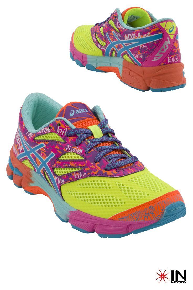 #Asics Gel Noosa Tri 10 Tamanhos: 36 a 40  #Sneakers mais informações: http://www.inmocion.net/Asics-Gel-Noosa-Tri-10-C523N-346-pt?utm_source=pinterest&utm_medium=C523N-346_Asics_p&utm_campaign=Asics