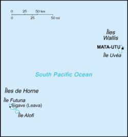 Wallis and Futuna - Wikipedia, the free encyclopedia