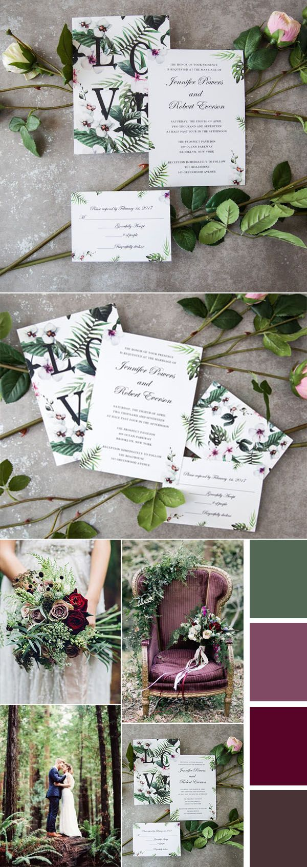 12047 Best Wedding Invitation Images On Pinterest Invitations