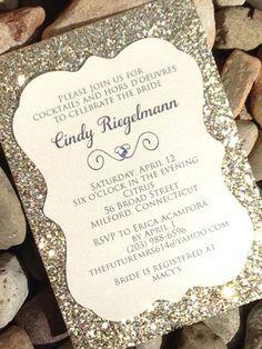 Glitz And Glam Theme Wedding