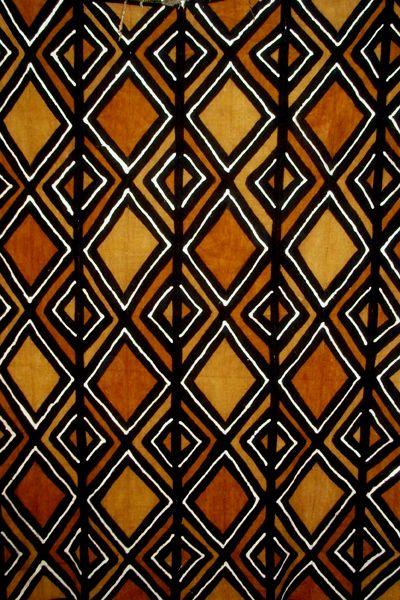 Bogolan Textile 001