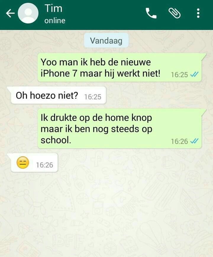 WhatsApp things