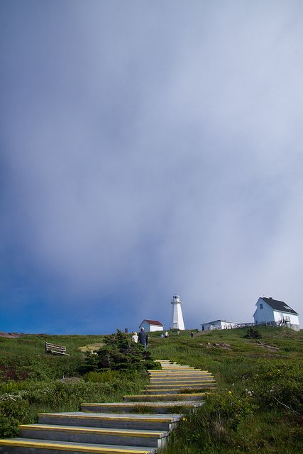 Cape Spear, Newfoundland and Labrador, Canada