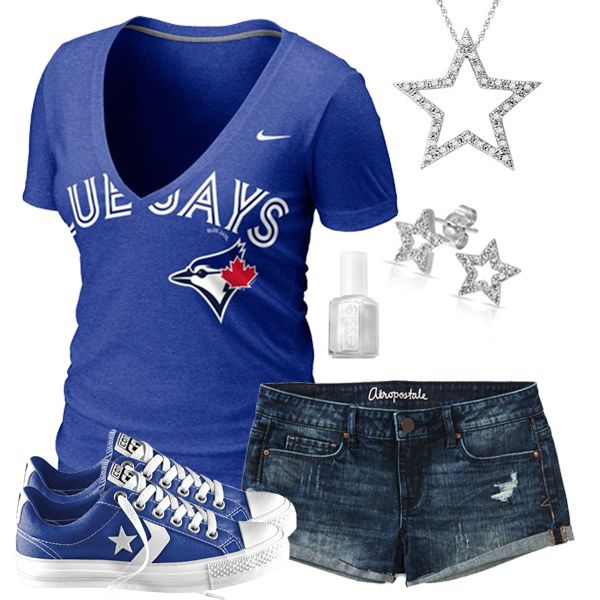 Toronto Blue Jays Summer All Star Outfit
