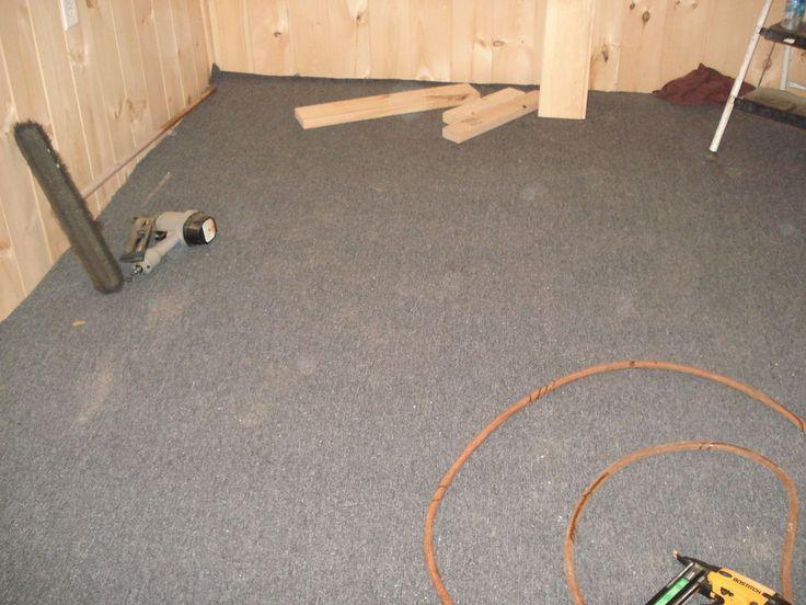 Picture of Installing Indoor Outdoor Carpeting