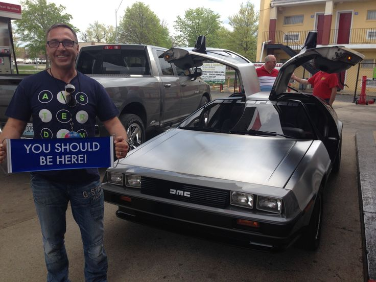 Back to the future in Kansas City, USA
