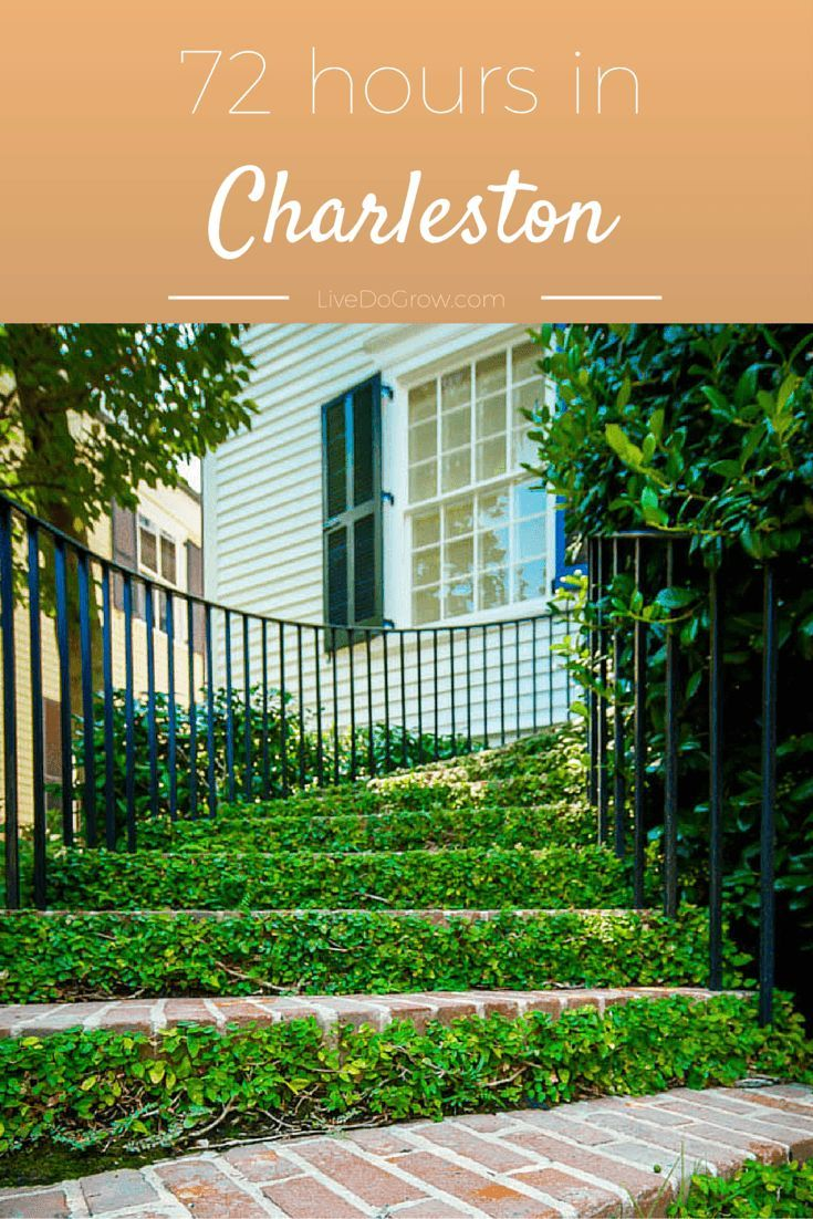 Explore what to see, where to eat and where to stay with this guide of 72 hours in Charleston.