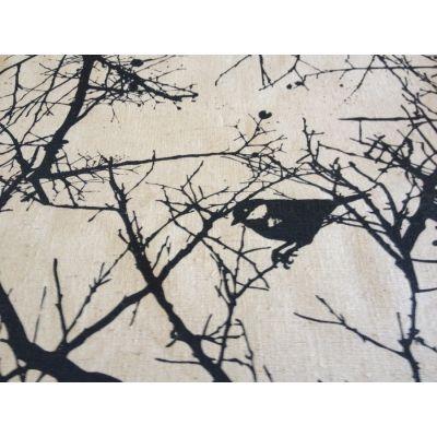 Kristen Doran Winter Nest Charcoal Wide Width