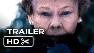 philomena trailer - YouTube  **  good, but predictable and not original.  Best part was the juxtaposition of the two actors, Judi Dench and Steve Coogan.