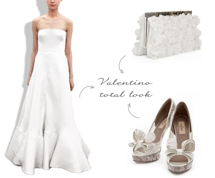 Valentino's outfit #sposa #wedding