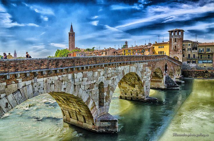Photograph Verona Italy by Alexandr BRUDERMANN on 500px