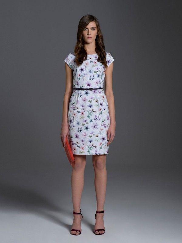 #springsummercollection #LAF #eyeforfashion #springsummer2017 #floral #pattern #ss17 #dress #beauty #fashion #spring #midi