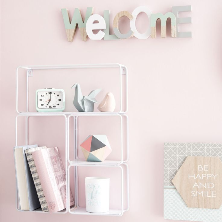 Tableau En Bois X Cm Be Happy Maisons Du Monde With Maison