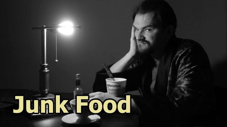 Junk Food Is Underrated - Just A Thought #31