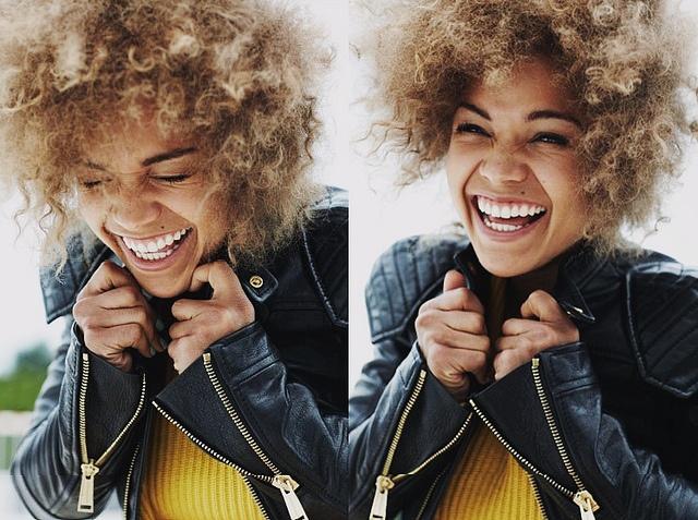 Antonia Thomas #Misfits #BBC #Smile