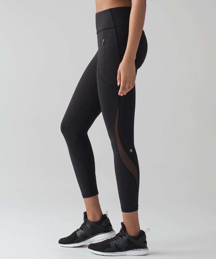 Comment porter le legging noir (Lululemon) - Shopping + Astuces
