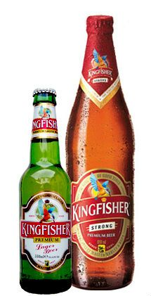 KING FISHER BEER