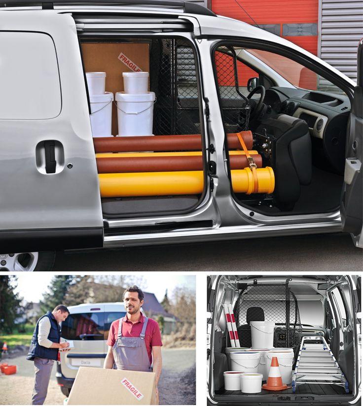 Există un model Dacia care este alegerea perfectă pentru afaceri. Știi despre ce model vorbim?