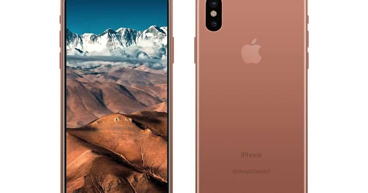 http://ift.tt/2uCKcvf might call Copper-Gold like color of iPhone 8 as Blush Gold Color http://ift.tt/2uVaEeO  The previous rumors reported that Apple might launch the new iPhone 8 in Copper Gold color along with white and black and a new report from Weibo claims that Apple has named it as Blush Gold as a new iPhone color.  The report also claims that the Blush Gold color of iPhone 8 will be limited to 64 GB and 128 GB storage devices whereas the Jet Black color of iPhone 8 will be available…