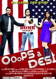 Watch Online Ooops a Desi (2013) Hindi Movie