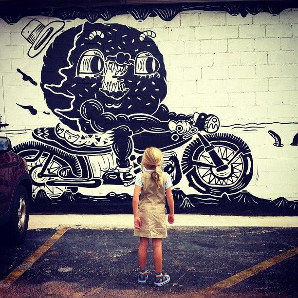Living Walls 2012, Atlanta, via www.LuxeCrush.com