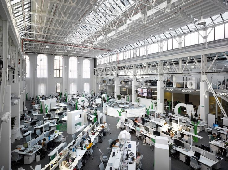 Economia Building Ricardo Bofill