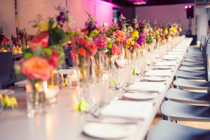 Table Decor  - 2nd Floor Events http://www.fusion-events.ca/