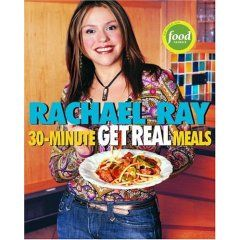 Cookbook+Covers+Rachael+Ray | Cookbook of the Day: Rachael Ray's 30-Minute Get Real Meals