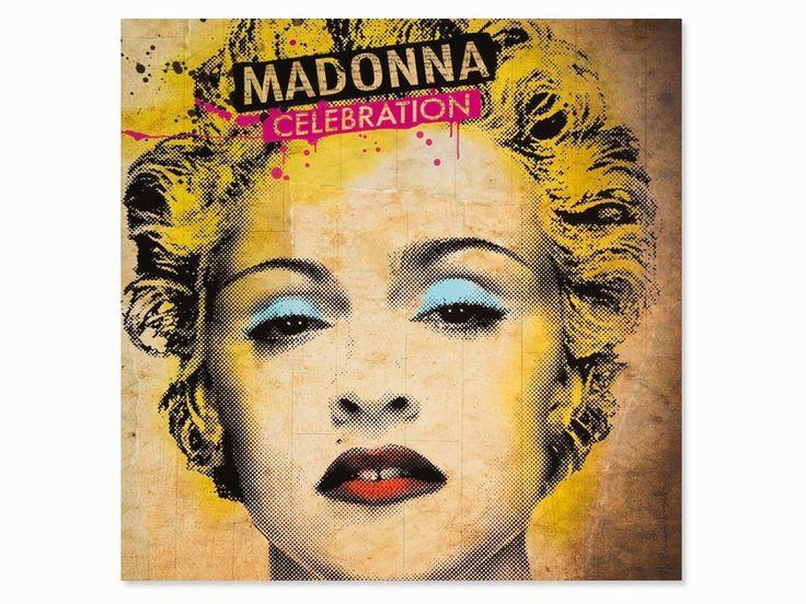 Mr. Brainwash, Serigraph, 'Madonna Celebration', USA, 2008