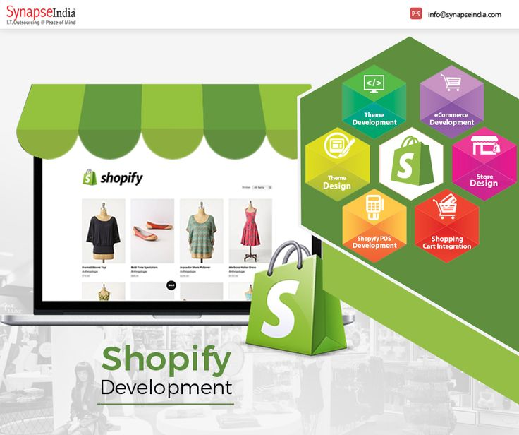 Shopify is a secure and easily manageable eCommerce platform for building online stores. It has been powering an eCommerce revolution by providing everything a business needs to start selling the products online. The professionals at SynapseIndia provides award-winning Shopify eCommerce solutions with huge industry experience that ensure a competitive edge for a business.                                                                       #SynapseIndia #ShopifyDevelopment…
