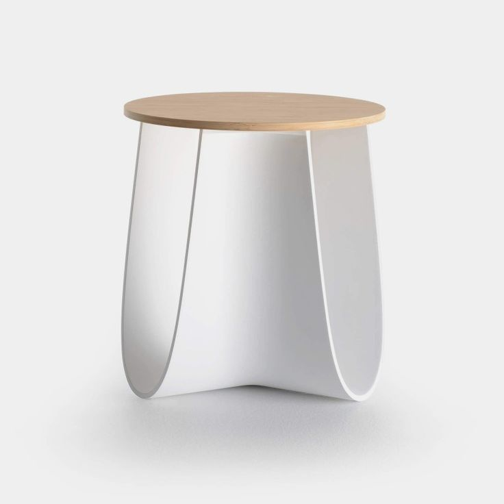 SAG is a low stool/coffee table, for both indoor and outdoor, that is highly…