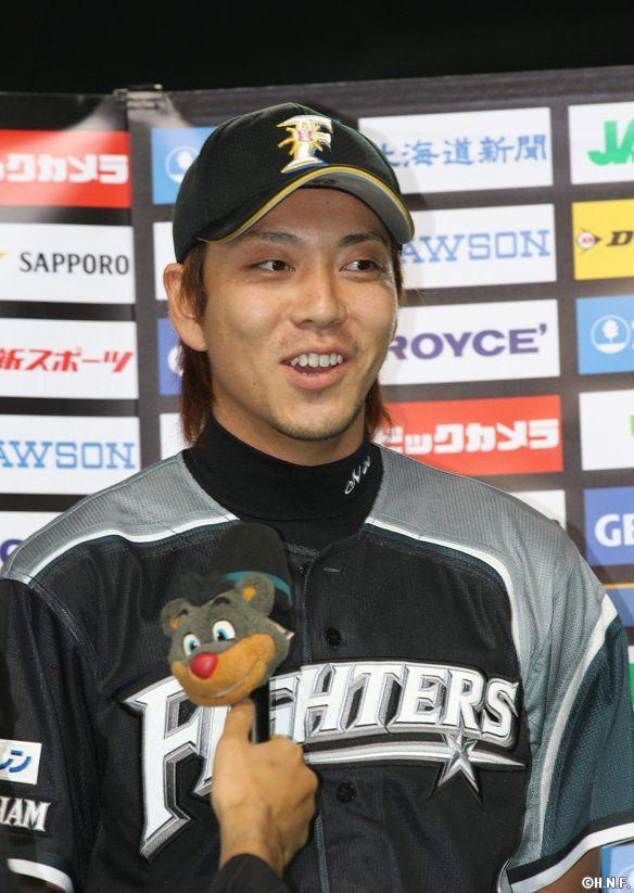 Naoki Miyanishi (Hokkaido Nippon-Ham Fighters)