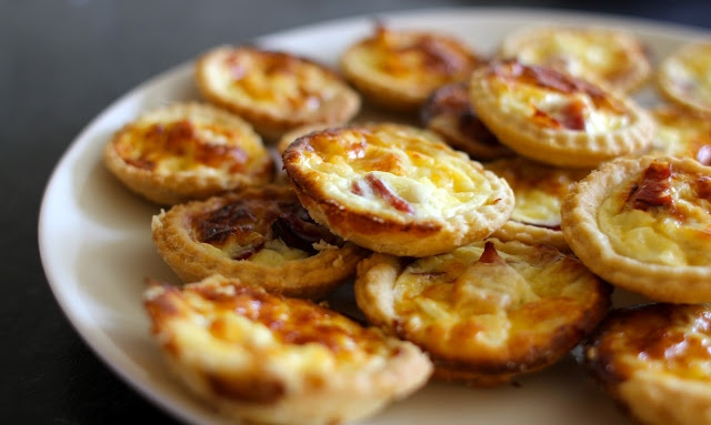mamacook: Mini Quiches for babies and toddlers