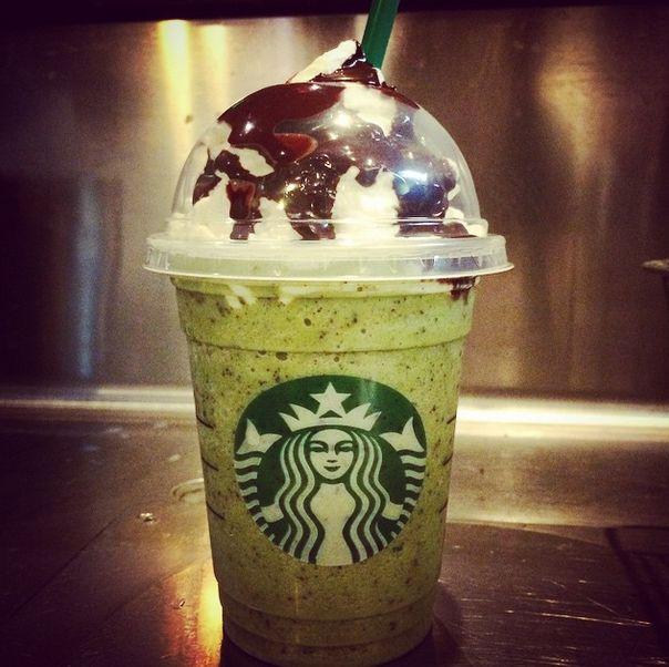 Franken Frappuccino - Limited Edition Starbucks Halloween Drink - Delish.com