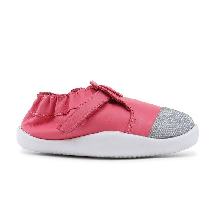 Buty Bobux imitują środowisko bosej stopy zapewniając jej zdrowy rozwój na każdym etapie rozwoju.