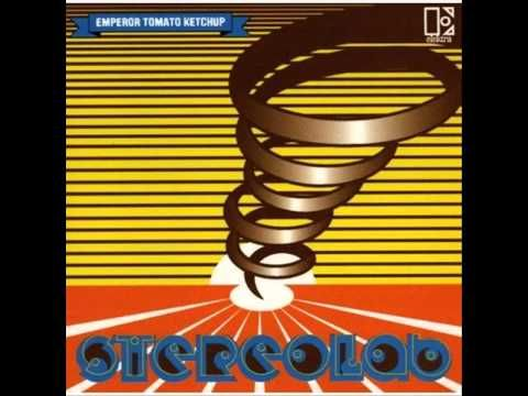 Cybele's Reverie-Stereolab.