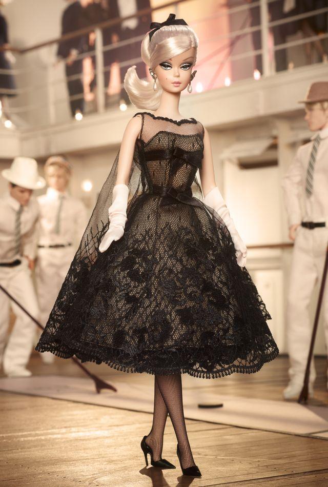 Vestido de Festa Barbie ® boneca