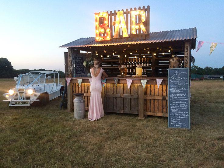 Wilderness Weddings: Outdoor Festival Wedding Venue in Kent