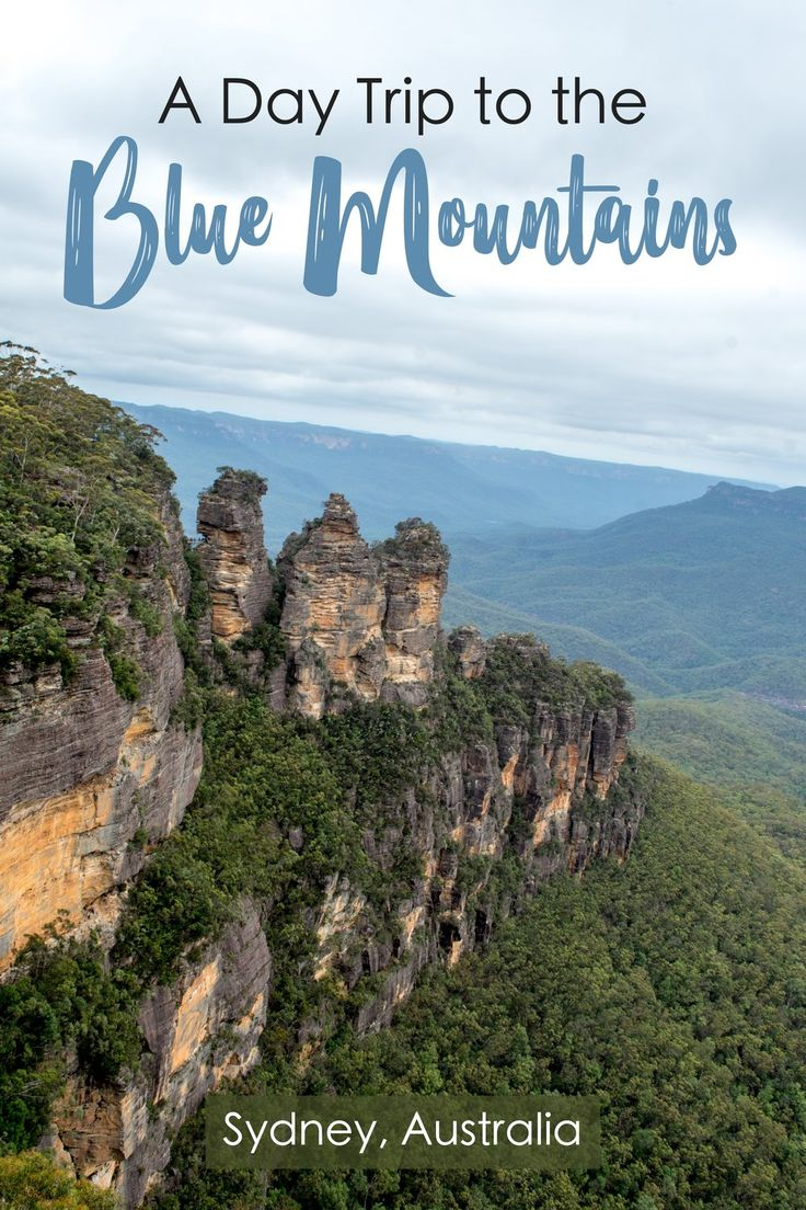The Blue Mountains National Park is a perfect Day …